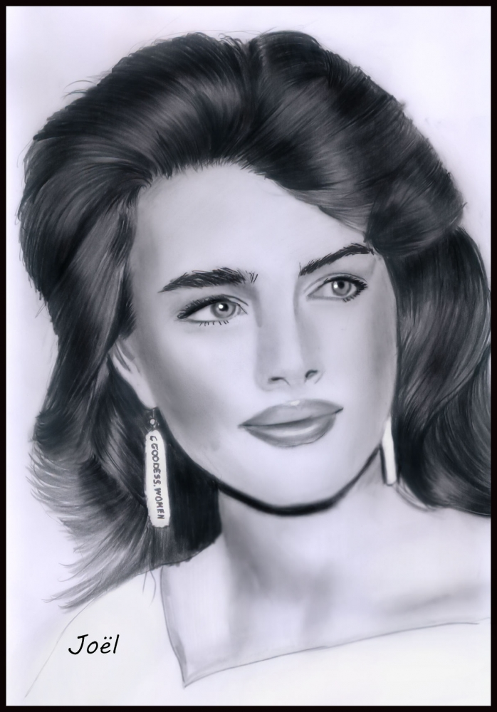 Brooke Shields by klk68